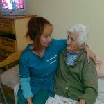 хоспис филаретова медицинска сестра и пациент